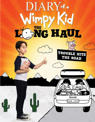"""""""Diary Of A Wimpy Kid: The Long Haul"""" Has Arrived"""