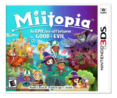 Kid Game Reviewer Reviews Miitopia Nintendo 3DS