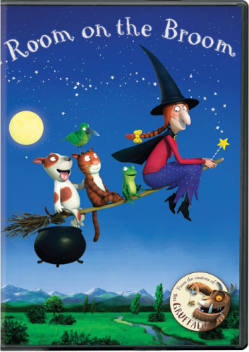 """Room on the Broom"" (& Giveaway Ends 8/28)"