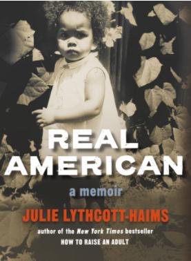 """Book """"Real American: A Memoir"""" #RealAmericanMemoir #CLVR"""