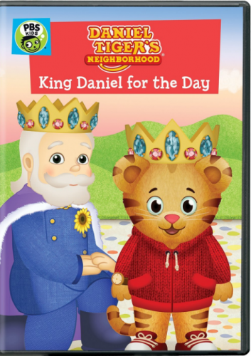 """""""Daniel Tiger's Neighborhood: King Daniel for the Day"""" (& Giveaway Ends 9/29)"""