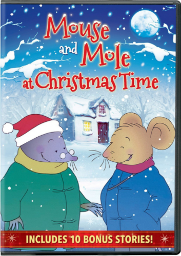 """""""Mouse and Mole at Christmas Time"""""""