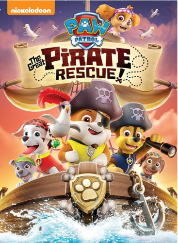 """""""PAW Patrol: The Great Pirate Rescue!"""" (& Giveaway Ends 9/29)"""