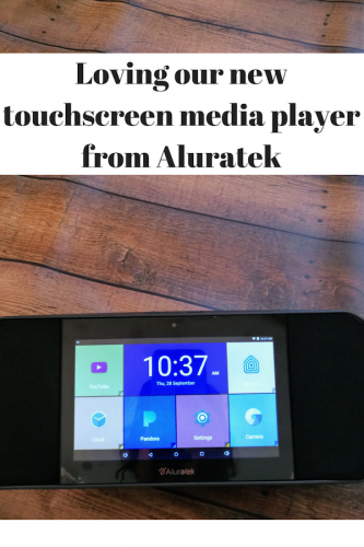 A Touchscreen Media Player With Access to Over 1 Million Apps? Yes Please!