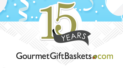 GourmetGiftBaskets.com is Celebrating 15 Years With a Great Giveaway