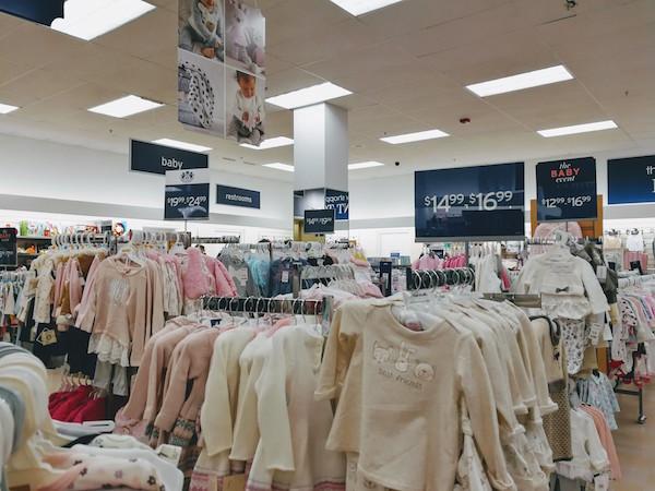 Baby Shopping at Marshalls #MarshallsSurprise