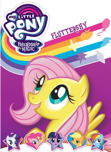 """""""My Little Pony: Friendship Is Magic: Fluttershy"""" (& Giveaway Ends 10/6)"""