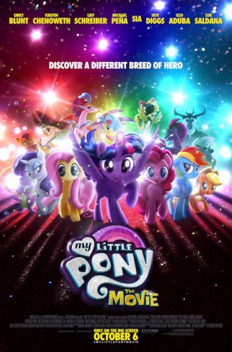 """""""My Little Pony: The Movie"""" is Coming…Check Out the Trailer #MyLittlePonyMovie #sponsored"""