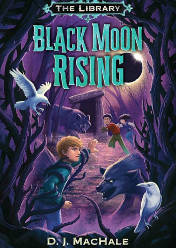 """Black Moon Rising (The Library Book 2)"""
