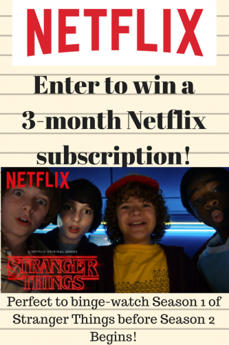 Travel to Hawkins this Halloween just in time for Stranger Things 2! @Netflix #StreamTeam