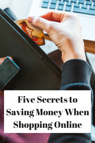 Five Secrets to Saving Money When Shopping Online