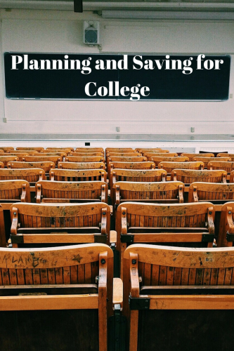 Planning and Saving for College #takesimplesteps