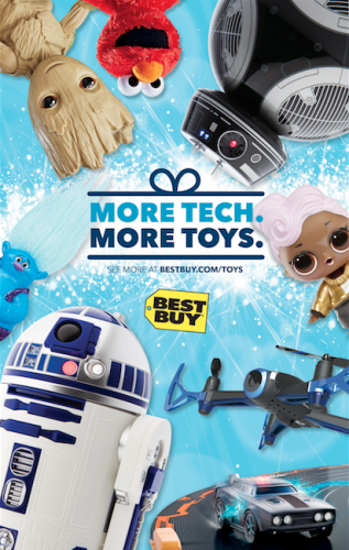 The Hottest Tech & Toys Under One Roof @BestBuy #ad
