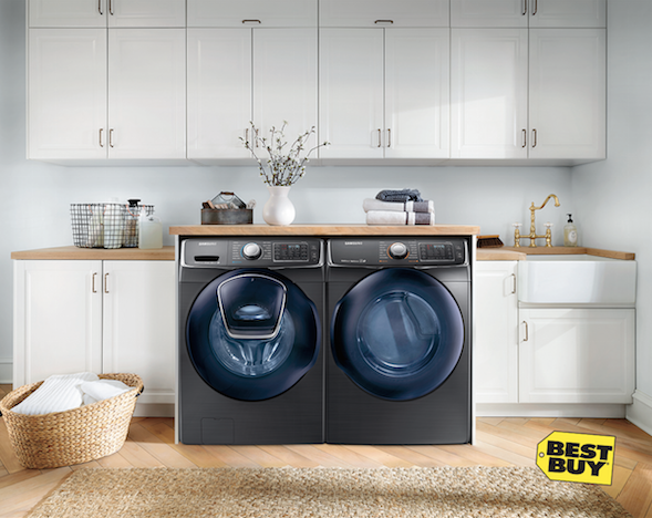Did You Know You Can Save Money By Doing Laundry? @BestBuyCSR @ENERGYSTAR #ad