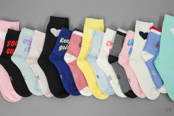 Want to Win Fun Socks? 200 Winners!