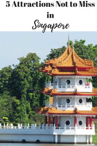Singapore Family Travel – 5 Attractions Not To Miss