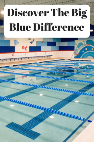 Discover The Big Blue Difference #BigBlueSwimSchool