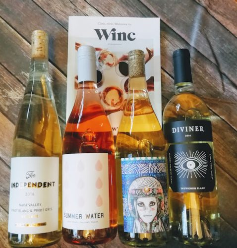 Personalized Wine Delivered to Your Door From Winc