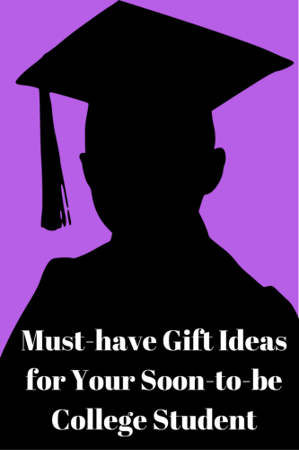 Must-have Gift Ideas for Your Soon-to-be College Student