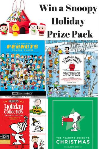 Happy Holidays With Peanuts @Snoopy @HallmarkStores #myhallmark #PeanutsInsiders #PeanutsAmbassador