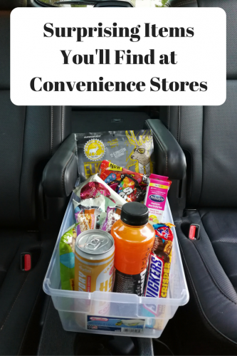 Surprising Items You'll Find at Convenience Stores #NACSShow