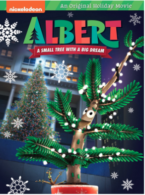 "DVD ""Albert: A Small Tree with a Big Dream"" (& Giveaway Ends 11/27)"