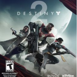 The Shooter Game Destiny 2 Has Arrived