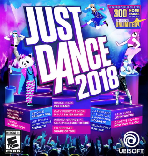 Dancing to the Hottest Songs With Just Dance 2018 #UbiStars