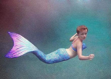 Become a Mermaid