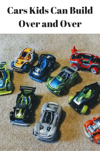 Cars Kids Can Build Over and Over @Modarri_Cars (& Giveaway Ends 11/22)