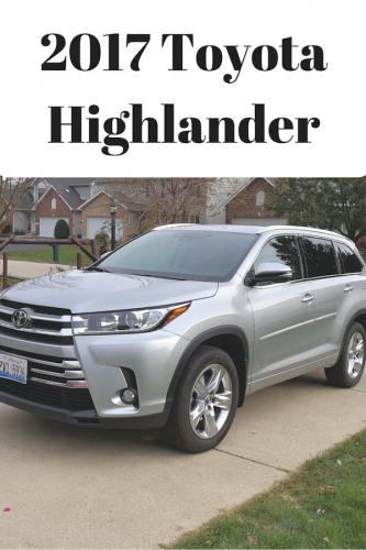 2017 Toyota Highlander @Toyota #DriveToyota #LetsGoPlaces #Highlander