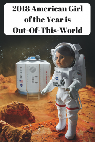 2018 American Girl of the Year is Out-Of-This-World