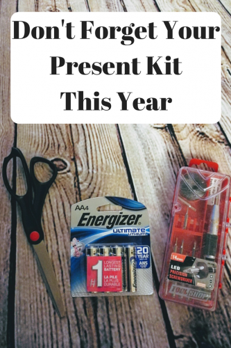 Don't Forget Your Present Kit This Year #StillGoing
