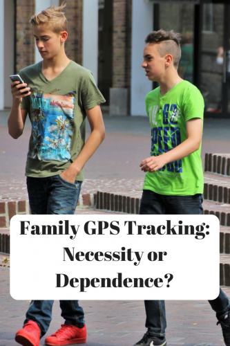 Family GPS Tracking: Necessity or Dependence?