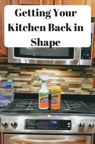 Getting Your Kitchen Back in Shape After the Holidays