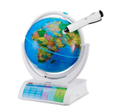 Explore the World With Oregon Scientific's SmartGlobe