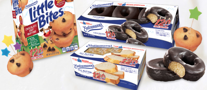 Entenmann's is Celebrating its 120th Birthday! #entenmanns120