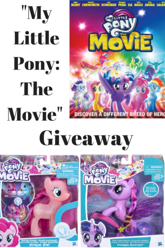 """My Little Pony: The Movie"" Has Arrived (& Giveaway Ends 1/26)"