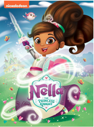 """Nella the Princess Knight"" (& Giveaway Ends 2/2)"