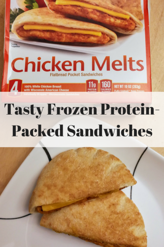 Tasty Frozen Protein-Packed Sandwiches #SandwichBros #ad