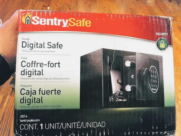 Teaching Kids Responsibility With a Digital Security Safe (& Giveaway Ends 1/29)
