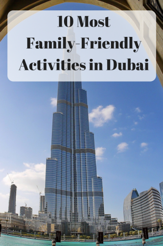 10 Most Family-Friendly Activities In Dubai