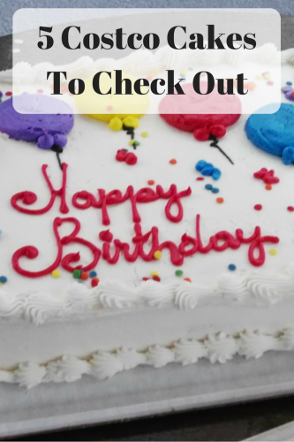 Pleasing 5 Costco Cakes To Check Out Mom And More Personalised Birthday Cards Veneteletsinfo