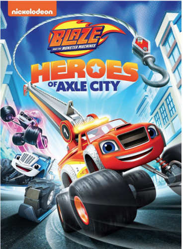 """""""Blaze and the Monster Machines: Heroes of Axle City"""""""