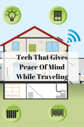 Tech That Gives Peace Of Mind While Traveling