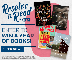 Win a Year of Books From Penguin Random House
