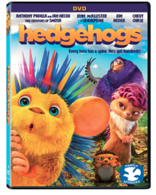 "DVD ""Hedgehogs"""