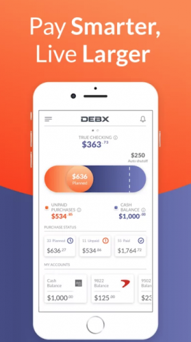 "Debx ""Pay Smarter, Live Larger"" Giveaway"