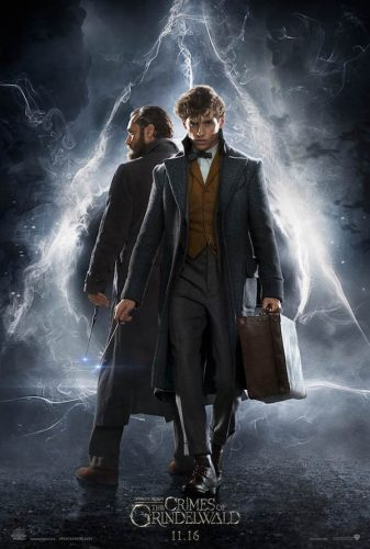"Warner Bros. Pictures' ""Fantastic Beasts: The Crimes of Grindelwald"" #FantasticBeasts"