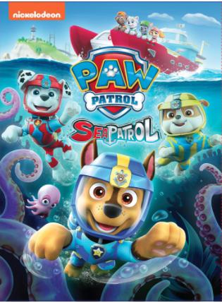 """PAW Patrol: Sea Patrol"""